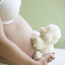 祝贺人工受孕的林女士喜获千金